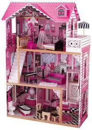 decorating nice wooden kidkraft majestic mansion dollhouse 65252