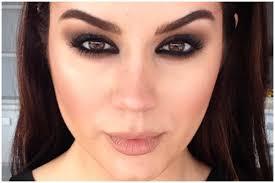 my go to matte brown smokey eye makeup tutorial makeupbygio