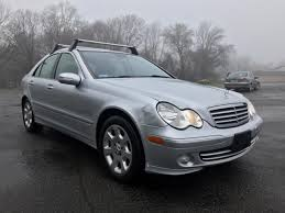 mercedes c280 4matic 2006 used 2006 mercedes c class c280 4matic sedan in prospect ct