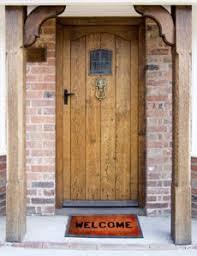 Oak Exterior Doors Wooden Front Doors Cottage Search Wood Doors And Gates