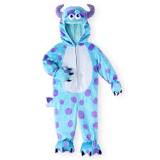 disney baby monsters inc sulley costume toddler toys