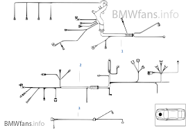 bmw e46 wiring harness bmw wiring diagrams for diy car repairs