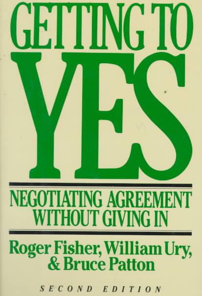 Getting to yes un livre pour négocier