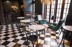 Marble Bistro Table And Chairs Spaces U2014 Finca