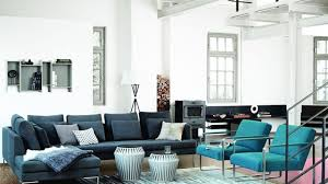 canapé cuir contemporain design canapé d angle en tissu cuir design contemporain côté maison