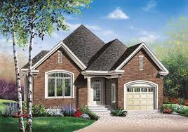 plan 21224dr neat and tidy starter home entry foyer and large