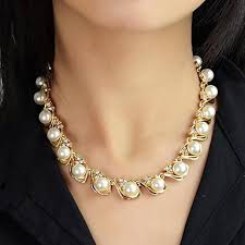 pearl necklace women images Pearl necklaces cheap jewelry online jewelry store www jpg