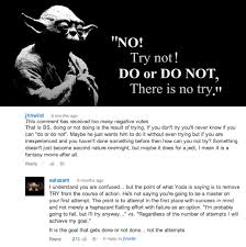 Yoda Meme Generator - do or do not there is no try yoda yodaspeak know your meme