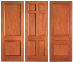 Six Panel Oak Interior Doors Interior Six Panel Wood Exterior Door Design Interior