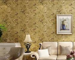 3d Wallpaper Home Decor Online Buy Wholesale Elegant White Flower Wallpaper From China