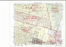 Washington Dc Ward Map by 1860 Fairfax County Maps Fairfax County Virginia