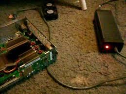Xbox 360 Power Brick Red Light Problem Youtube