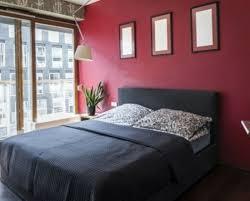 chambre a coucher bordeaux chambre à coucher deco chambre en noir et bordeaux comment