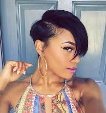 shortcut for black hair 97 best edgy look short cut images on pinterest hair cut pixie