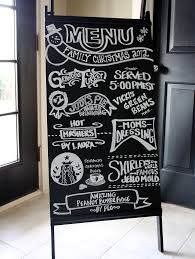 the yellow cape cod starbucks family menu chalk art tutorial and