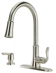 the awesome price pfister pull out kitchen faucet replacement