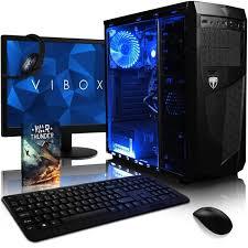 ordinateur de bureau gamer pas cher pc gamer complet prix pas cher cdiscount