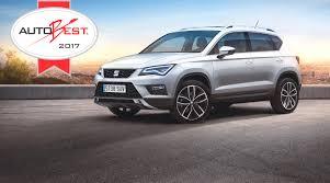 peugeot car of the year the new seat ateca wins u201cautobest 2017 u201d autobest