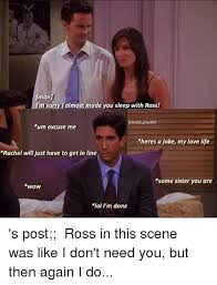 Friends Memes - 25 best memes about ross friends ross friends memes