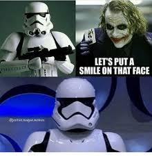 Batman Face Meme - 25 best memes about lets put a smile on that face lets put a