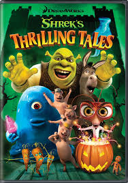 Monster Vs Aliens Halloween by Amazon Com Shrek U0027s Thrilling Tales Mike Myers Cameron Diaz