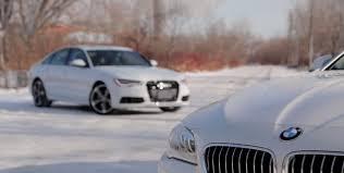 bmw a6 diesel powered luxury cars 2014 audi a6 tdi vs 2014 bmw 535d