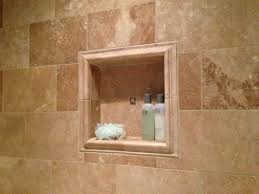 Recessed Wall Niche Decorating Ideas Bathroom Schluter Shower Niche Home Depot How To Height On Modern