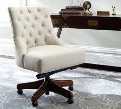Pottery Barn Seat Cushions Pottery Barn Swivel Desk Chair Decor Look Alikes Swivel Desk