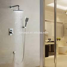 Rain Shower Bathroom by Luxury Bath Shower Faucet Set 8