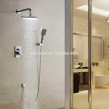 luxury bath shower faucet set 8