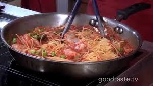 Lidia Bastianich Recipes Goodtaste Tv Lidia Bastianich U0027s Easy Tomato Basil Capellini