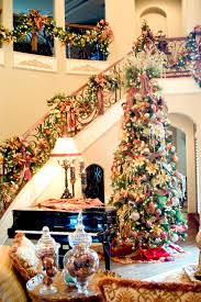 decorate home for christmas interior decoration ideas elegant black grand piano with