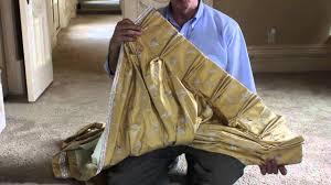video 5 bedroom curtain design swarovski crystal drapery