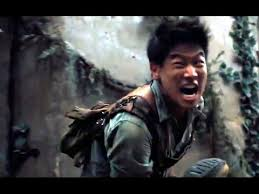 the maze runner film the maze runner movie clip tight squeeze 2014 dylan o brien