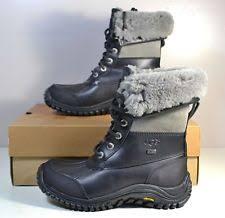 ugg adirondack boot ii 1906 s boots ugg adirondack ii grey ebay