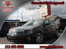 cadillac cts 2003 for sale 2003 cadillac cts in dearborn mi platinum financial auto sales