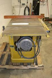 powermatic 10 inch table saw powermatic 66 table saw used price best table decoration