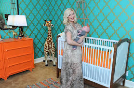 Giraffe Nursery Decor Spelling Reveals Finn S Vintage Giraffe Themed Nursery