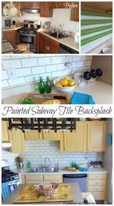 how to lay tile backsplash in kitchen painted backsplash slate subway tiles subway tiles slate and