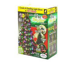as seen on tv christmas lights wow as seen on tv tree dazzler christmas tree lights 7 95