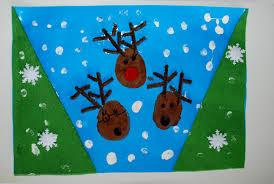 christmas cards raising money for blue bear wood