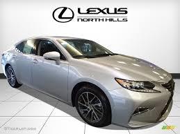 lexus silver 2017 2017 silver lining metallic lexus es 350 118060899 gtcarlot com