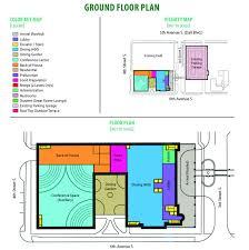 Usf Map Usf Student Housing Charlan Brock Associates Architects