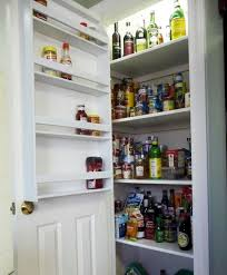 Extra Large Spice Rack Precious Pantry Door Ideas And Pantry Door Ideas That Showcase