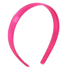 pink headband hot pink thick headband hobby lobby 26649