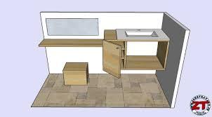 salle de bain avec meuble cuisine fabriquer porte de placard coulissante 14 fabriquer meuble salle