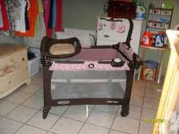Graco Pack And Play With Changing Table Graco Pack In Play Classifieds Buy Sell Graco Pack In Play