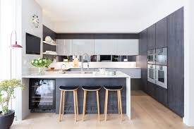 designer kitchens london contempory furnishings and richly textured fabrics update