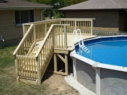 Best 25 Small Deck Designs fetching small deck for above ground pool bedroom ideas