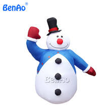 Outdoor Inflatable Christmas Decorations Ireland by Popular Snowman Inflatables Buy Cheap Snowman Inflatables Lots